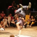 <b>Battle, débats, expositions, spectacle : les rendez-vous de la MJC de L&#039;Aigle jusqu&#039;en jui...</b>