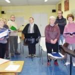 <b>La chorale, l'harmonie et les élèves de l'école intercommunale en concert à Vimoutiers</b>