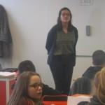 <b>Au collège Jean-Moulin de Gacé, on parle de l'égalité entre filles et garçons</b>