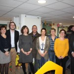 <b>Quinze enfants accueillis à la nouvelle crèche Pom&#039;cannelle de Gisors dans l&#039;Eure</b>
