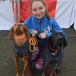 <b>SPA. Justine adopte deux braques lors de la Saint-Valentin des animaux à Vaux-le-Pénil</b>