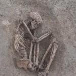 <b>Yvelines. Maurecourt : un squelette humain retrouvé sur le terrain du futur stade</b>