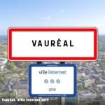 <b>Val-d&#039;Oise. Vauréal, la ville aux trois @</b>