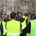 <b>Finistère. A Quimper, les Gilets jaunes préparent une grande journée de débat</b>