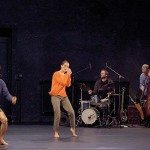 <b>Dialogue subtil entre danse et jazz à Saint-Lupicin</b>