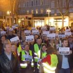 <b>Cahors et le Lot disent non à l&#039;antisémitisme!</b>