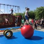 <b>Le Parc. Un spectacle de cirque est en préparation à Breteuil</b>