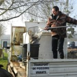 <b>Condé-sur-Huisne :  La pêche est ouverte à l'étang de la Ballastière</b>