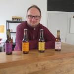 <b>Yvelines. Maule : bières artisanales et burgers au menu de la nouvelle brasserie d'Alexandre</b>