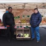 <b>Yvelines. Hardricourt : un marché bio s'installe face à la mairie</b>