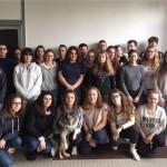 <b>À Neufchâtel-en-Bray, des lycéens créent un couchage pour chien et chat avec des matériaux de récup&...</b>
