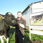 <b>Ferme Versluys à Clais. Jacace va défier les plus belles vaches à Paris</b>