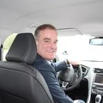 <b>Ce chauffeur VTC vous conduit autour de Vitré</b>