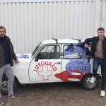 <b>Landavran : Pierre et Armand prêts pour l&#039;aventure du 4L Trophy</b>