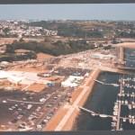 <b>C'était hier : une vue aérienne d'Océanopolis à Brest</b>