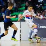 <b>Ce week-end, Toulouse accueille un tournoi de futsal avec les plus grands clubs européens</b>