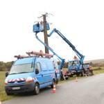 <b>Quatre jours de coupure d&#039;électricité prévus à Lons-le-Saunier d&#039;ici fin mars</b>