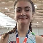<b>Une marcheuse athlétique de Val-de-Reuil médaillée de bronze aux championnats de France</b>