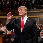 <b>Donald Trump tente la conciliation lors du discours sur l&#039;état de l&#039;Union</b>