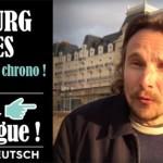 <b>La vidéo A Toute Berzingue tournée à Cabourg et Dives-sur-Mer avec Lorànt Deutsch est en ligne</b>