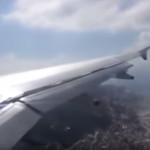 <b>Vidéo. Grosse frayeur pour les passagers d'un Airbus, violemment secoué par des bourrasques de ...</b>