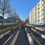 <b>Travaux du tramway, à Caen : la rive droite respire un peu mieux</b>