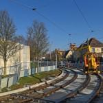 <b>Travaux du nouveau tramway à Caen: carrefours et routes fermés pendant les vacances de février</b>