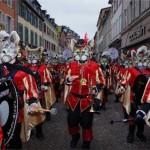 <b>Chars, déguisements... la cavalcade de Sarreguemines lance la saison des carnavals en Moselle</b>