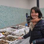 <b>VIDÉO. Marché de Vannes : Christine Jacob, la mer, une histoire de famille</b>