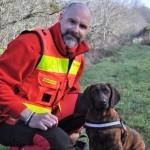 <b>Morbihan : Onnie, la chienne des pompiers est de retour au bercail et a repris du service</b>