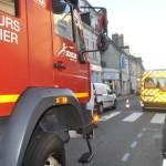<b>Nogent-le-Rotrou : un piéton renversé rue Saint-Hilaire</b>