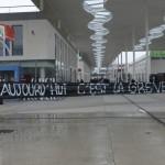 <b>Toulouse : actions à l&#039;Université du Mirail, à Sciences-Po et dans plusieurs lycées pour la grè...</b>