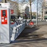 <b>Vélos à Caen : de nouvelles bornes de location installées près de la gare</b>
