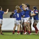<b>XV de France féminin. Les Bleues écrasent le Pays de Galles à Montpellier (52-3) !</b>