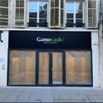 <b>Jeux vidéo, multimédia d'occasion... Un magasin Gamecash ouvre ses portes à Nancy</b>