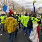 <b>Gilets jaunes en Lorraine : une manifestation régionale à Bar-le-Duc pour l'acte XVI</b>