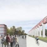 <b>Le train du futur Hyperloop en phase de test</b>