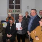 <b>VIDÉOS. L&#039;association Soreso a inauguré ses locaux aux Andelys, dans l&#039;Eure</b>