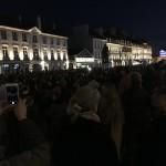 <b>À Caen, plusieurs centaines de personnes rassemblées pour dire non à l'antisémitisme</b>