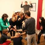 <b>Manche : à Saint-Lô, on a testé pour vous... l'atelier afterwork expression-improvisation théât...</b>