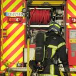 <b>Incendie : la déchetterie fermée jusqu'à nouvel ordre, à Saint-Aignan-de-Grand-Lieu</b>