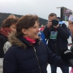 <b>[Video] Roxana Maracineanu, Ministre des sports  : Le Jura est un département qui m'a beaucoup...</b>