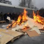 <b>Jouy-sur-Morin : après les cartes grises, les salariés d&#039;Arjowiggins s'attaquent aux billets ét...</b>