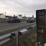 <b>Saint-Nazaire : le radar de la voie express incendié</b>
