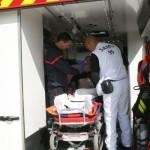 <b>Val-d'Oise. Quatre blessés dans la collision entre deux voitures à Saint-Brice-sous-Forêt</b>