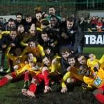 <b>Coupe de France : la joie des joueurs de l&#039;AS Vitré en vidéo</b>