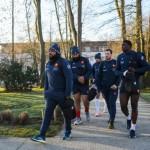 <b>XV de France : A Marcoussis, les Bleus prennent des cours... de réseaux sociaux</b>