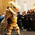<b>VIDÉO. À Hérouville près de Caen, on fête le Nouvel an chinois</b>