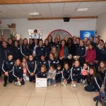 <b>Jura Sud Foot a reçu le Label Ecole de football féminin argent</b>