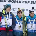 <b>Biathlon. 20 sur 20 et victoire pour Quentin Fillon-Maillet sur la poursuite à Soldier Hollow</b>